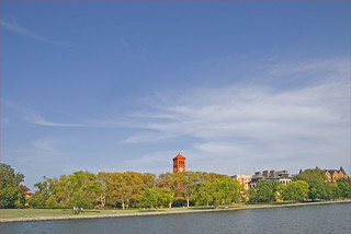 Bell Tower -- Memorial Chapel Hampton University Hampton (VA) September 2012 | by Ron Cogswell