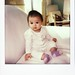 Polaroid von Diana
