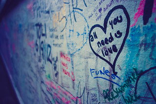 Abbey Road Studios Graffiti | by nan palmero