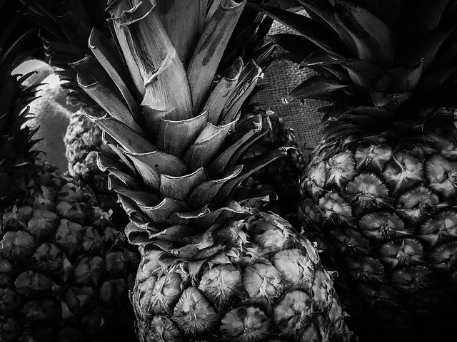 Pineapple - Eataly, Munich