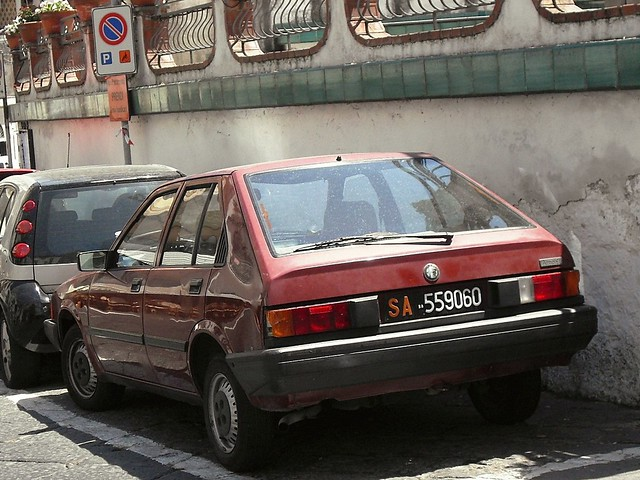 Alfa Romeo Arna 1.2 SL 1984