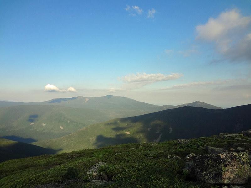 Morning View of Pemigewassett Wilderness