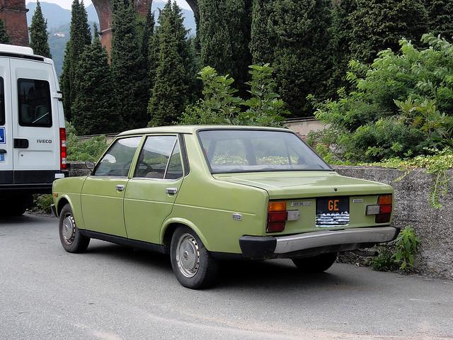 Fiat 131 Mirafiori 1300