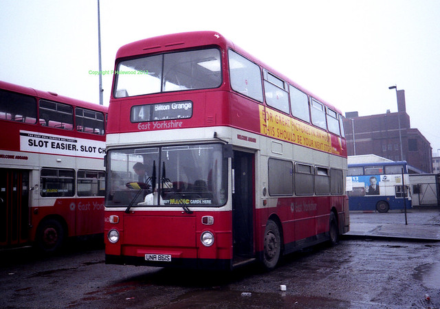 East Yorkshire UNA861S
