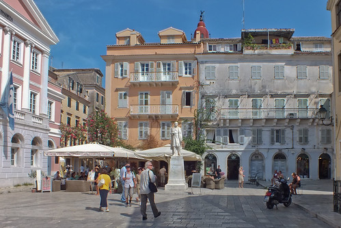 Corfu Town | by michaeljohnbutton
