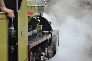 Locomotive - Ravenglass & Eskdale Railway (Lake District, Cumbria, UK) | by Ashley Coates