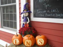 LNSCarvedPumpkin by Lyme Nursery