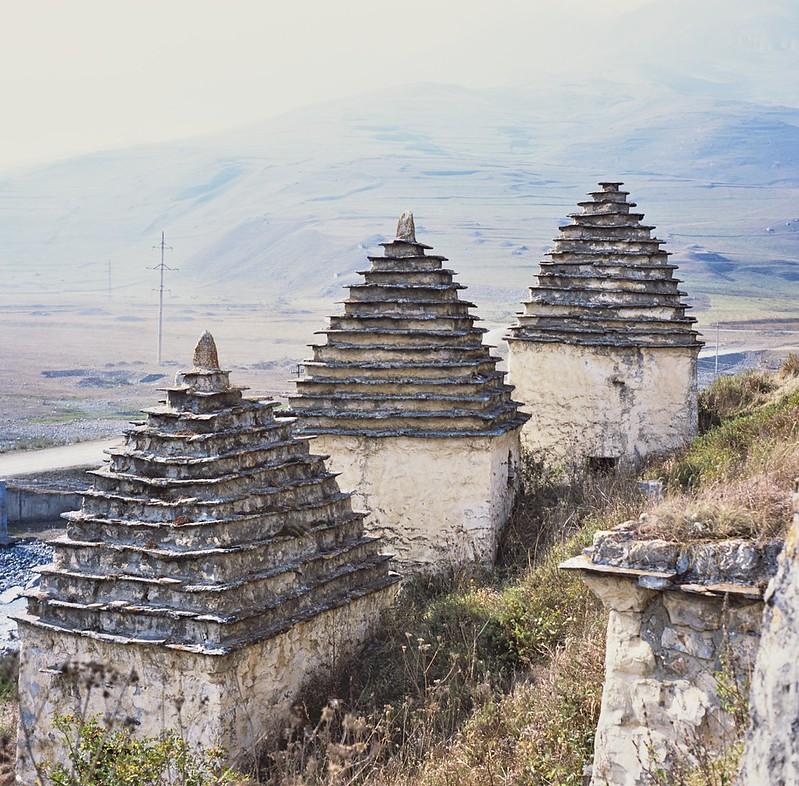 Dargavs - City of the Dead. Alania
