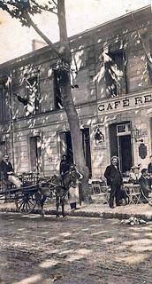 Hôtel de la gare - 1900 - Royan (Charente-maritime , France)