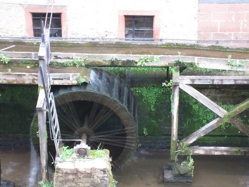 Saarburg water wheel | by Abby flat-coat