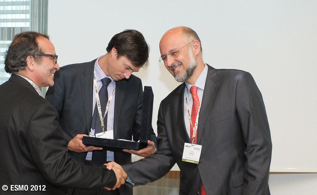 ESMO 2012: Fellowship Awards | Georges Mathé Translational R… | Flickr
