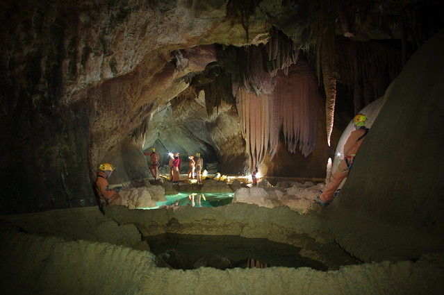 Postcard from ESA CAVES 2012