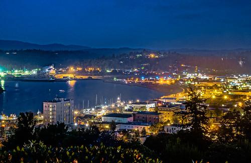 nightphotography oregon evening sony nightshots telegraphhill coosbay coosbayoregon cooscounty sonyalpha