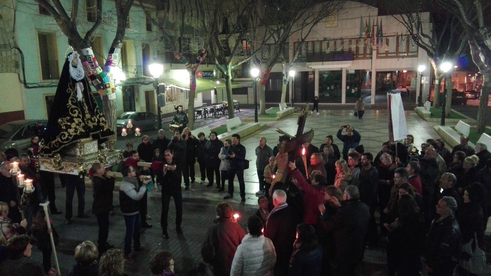 (2016-03-18) - VII Vía Crucis nocturno - Javier Romero Ripoll (040)