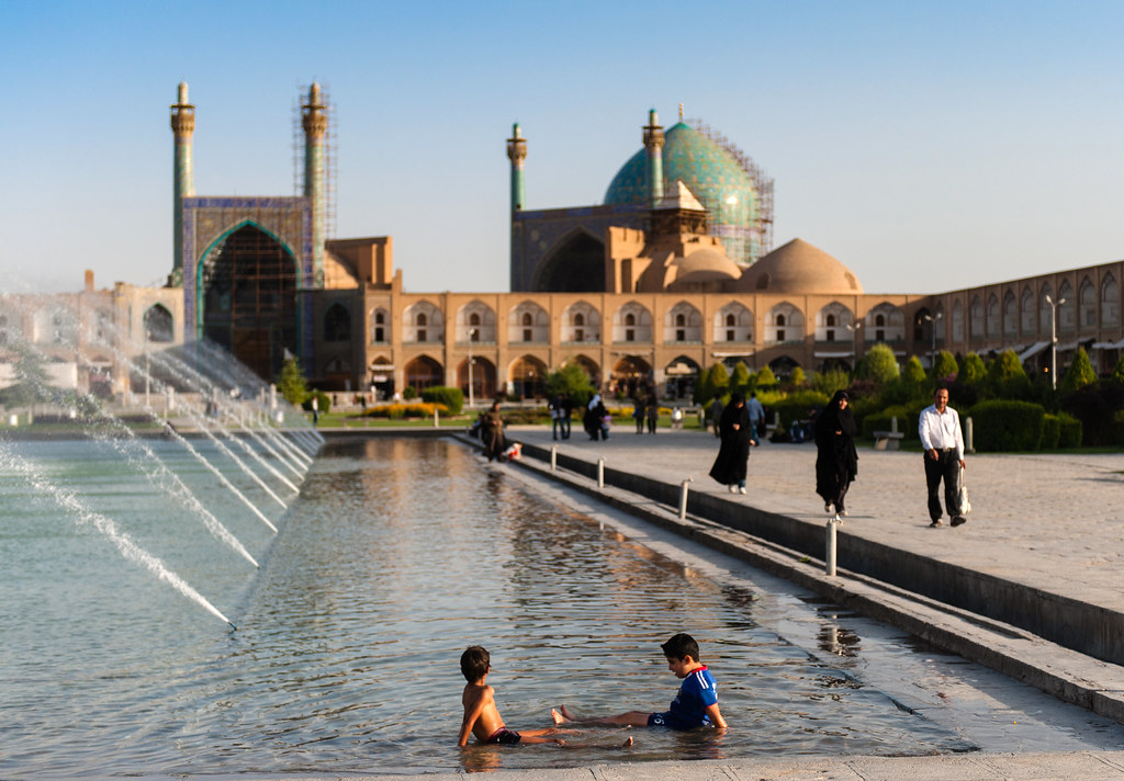 Imam Square (Naqsh-e Jahan Square) | Esfahan, Islamic Republ… | Flickr
