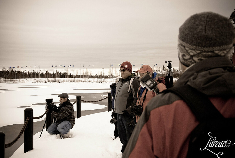 Commencing Yellowknife Photo Walk