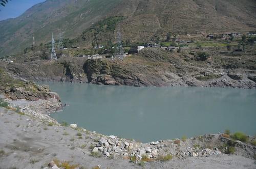 pakistan river gps indus electricalpower