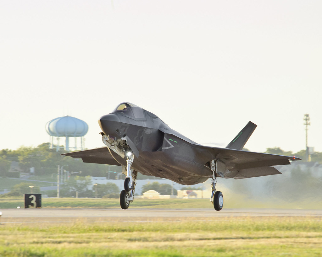 Second UK F-35 Delivery