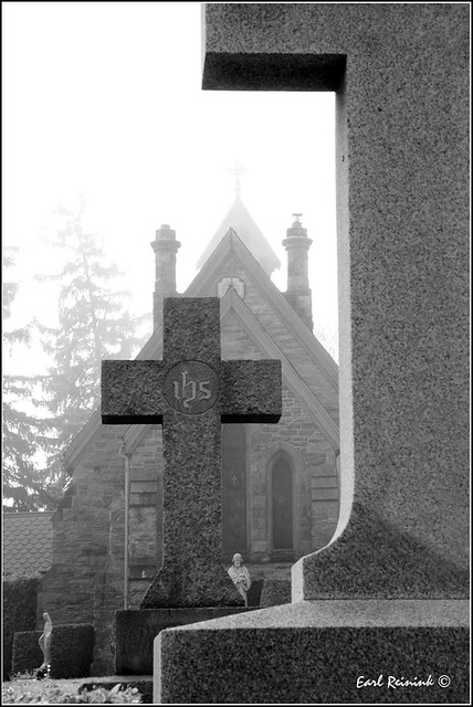 St. Andrew's (20121025-1652BW)