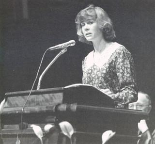 Martina Vandenberg '90, Pomona College's 11th Rhodes Scholar