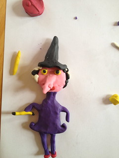 THE OLD TOWN HALL ANIMATION WORKSHOP PUPPETS 1