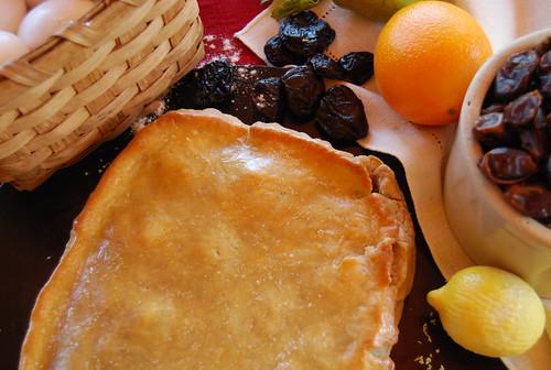 Tudor Mincemeat Pie