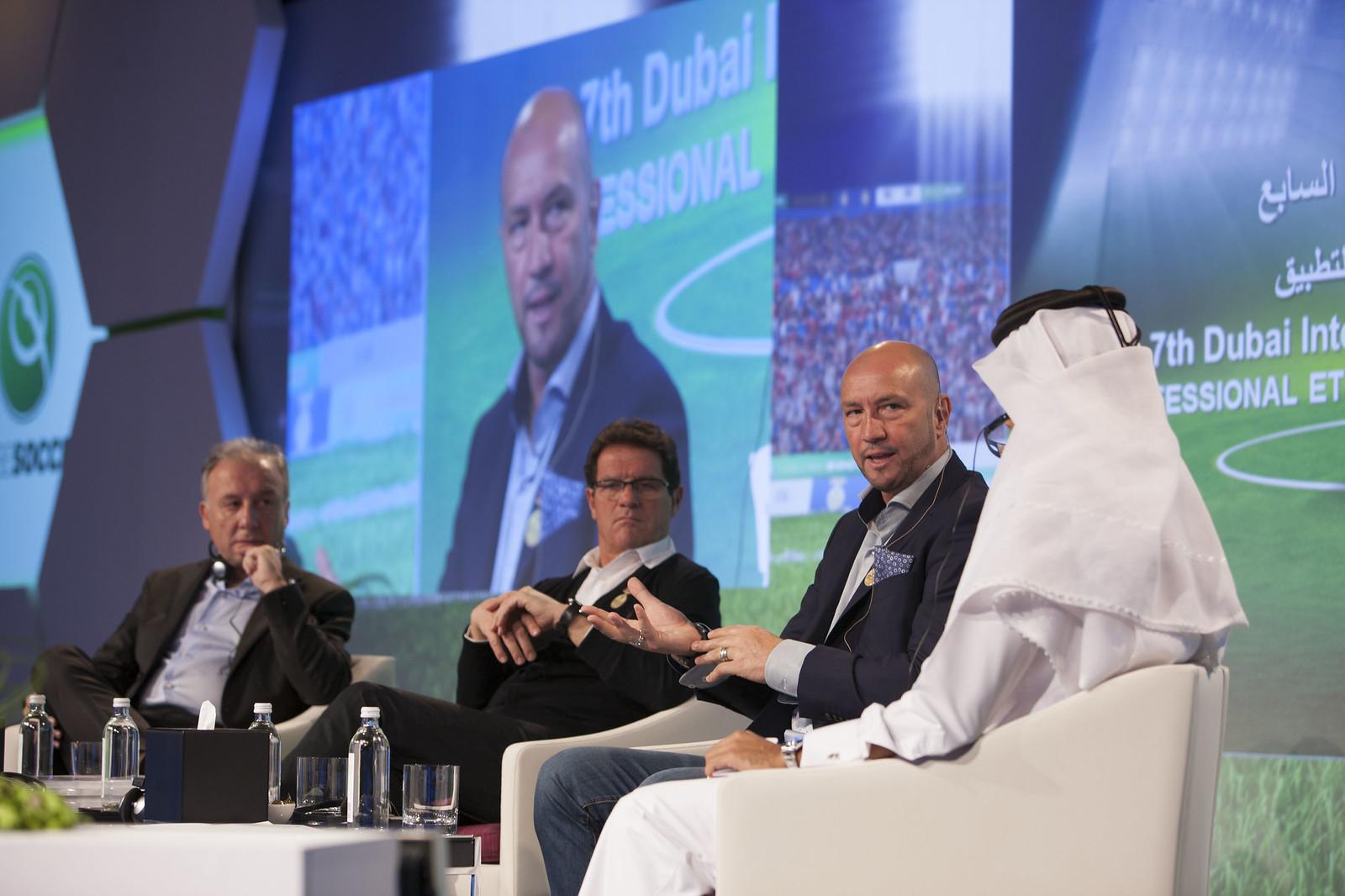 Alberto Zaccheroni, Fabio Capello and Walter Zenga