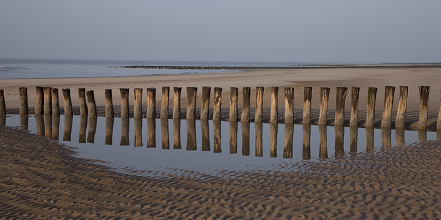 Schoorl beach Holland