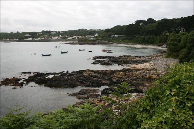 Portelet Harbour, Guernsey