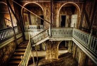 Spooky Staircase | by Batram