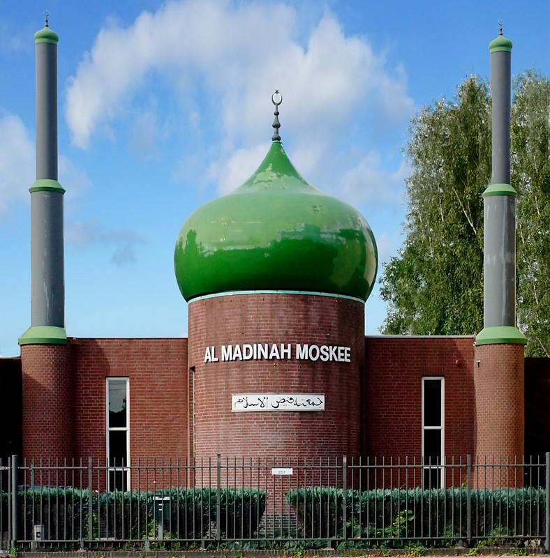 Al Madinah Moskee Den Haag