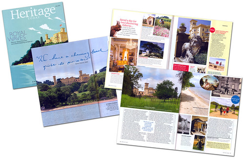 Heritage Today Magazine - July 2012 | by s0ulsurfing