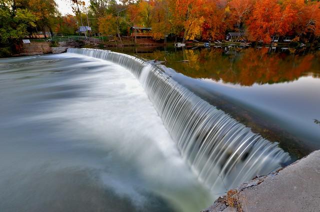 Linden Lure Falls