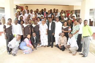 World Wide Views on Biodiversity - Nigeria 2012