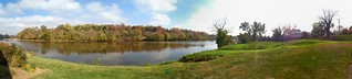 Upper Pontoon Crossing Panorama | by Rob Shenk