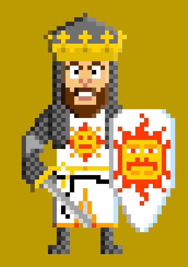 King Arthur V2 - Monty Python and the Holy Pixel | T-shirt, … | Flickr