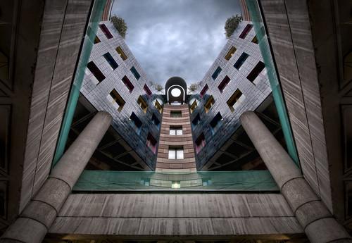 city uk travel light sky urban colour london art architecture digital photoshop buildings landscape photography one photo nikon exposure raw cityscape capital wide lookingup poultry range dri hdr blending lightroom d300 photomatrix blendingdynamic increasedri i2181729204kf5wf8bxlb1sa