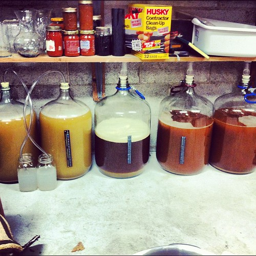 25 gallons of beer. All in a days work! | by theFerf