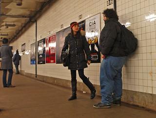 86th Street downtown platform | by Steve Guttman NYC