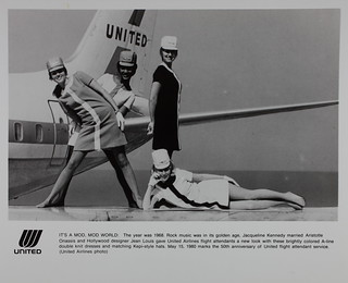 1968 Stewardess Uniforms | by San Diego Air & Space Museum Archives