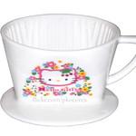 Hello Kitty Raspberry Coffee Dripper