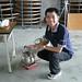 M. Zheng, producteur de Dayulin
