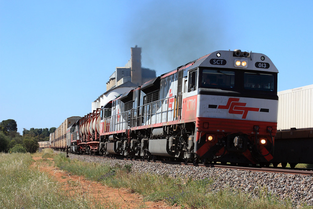 SCT013, SCT001 Redhill by Malleeroute