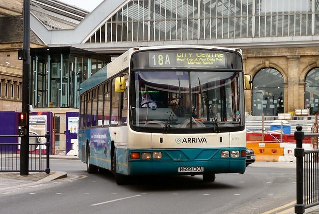 Arriva Merseyside 6599 (N599CKA)