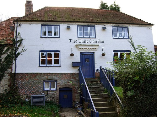 White Lion, Thakeham, West Sussex