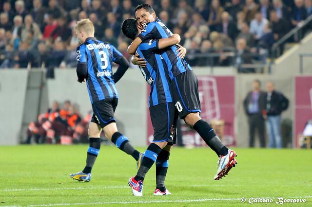 OH Leuven - Club Brugge: 4-1