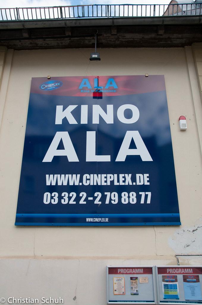 Kinoprogramm Falkensee