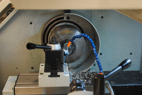 Slow and Steady is the way for Flexi Glass | by Thayer School Machine Shop