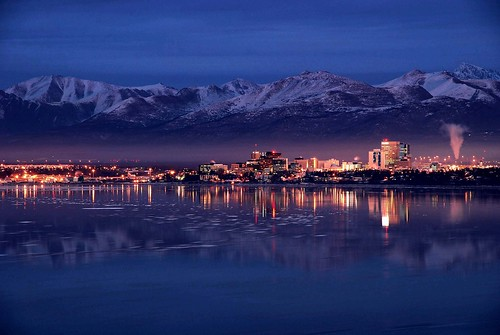 alaska night clear anchorage outstandingromanianphotographers
