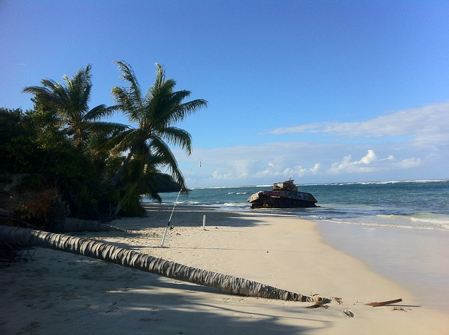 playa flamenco puerto rico